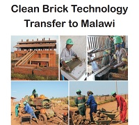 Clean Brick Technology Transfer to Malawi