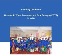 Household Water Treatment and Safe Storage in India