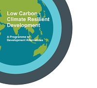 Low Carbon - Climate Resilient Development