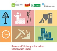 Resource Efficiency in the Indian Construction Sector
