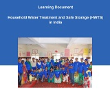 Learning Document: Household Water Treatment and Safe Storage (HWTS) in India (English)