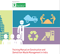 Training Manual on Construction and Demolition Waste